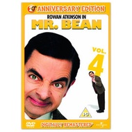 Mr.Bean 豆豆先生影集 DVD vol.4