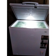 BRAND NEW Original Chiq 7 Cu. Ft Magic Fast freezing Direct cool chest freezer