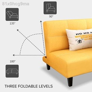 ■✵EDDY Durable 2 Seater or 3 4 Foldable Sofa Bed Design/Sofa/Sofabed
