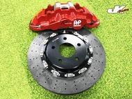 JK Racing 碳纖維 陶瓷碟盤 AP CP8520 六活塞卡鉗用 330mm 陶碟 陶瓷煞車 全車系歡迎洽詢