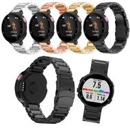 佳明Garmin Forerunner 235/220 / 230 / 620 / 630 / 735 金屬不鏽鋼錶帶