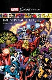 Infinity Gauntlet Marvel Select