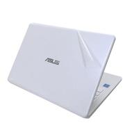 【Ezstick】ASUS E406 E406MA 二代透氣機身保護貼(含上蓋貼、鍵盤週圍貼、底部貼)