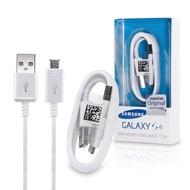 Samsung สายชาร์ท สายชาร์จ ยาว 1.2 เมตร USB 2.0 แท้ Samsung J2 J5 J7 S6 S6 edge Note5 S7 S7 Edge รับประกัน 1 ปี