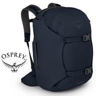 【Osprey 美國】Porter 30 自助旅行背包 行李裝備袋 碧冬茄藍 (Porter30)