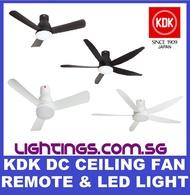 KDK DC Motor Ceiling fan / U60FW / U48FP