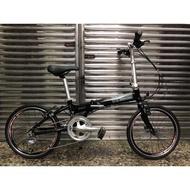 【 專業二手腳踏車買賣 】幾乎全新 *精品改裝 DAHON vd16 20吋16速 折疊腳踏車二手小折 二手摺疊車