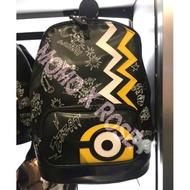 【現貨】日本環球影城 小小兵ZZZAT皮革後背包 小小兵樂園最新周邊 限量只有一個 💕要買要快 !! 蝦皮獨家販售🙉