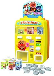 JoyPalette 麵包超人 兒童玩具 飲料自動販賣機