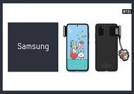 SAMSUNG Galaxy S20+ 5G BT21 原廠智慧背蓋 (台灣公司貨)