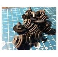 10入裝 含墊片/原廠製造商 K6~K8~K10(FERIO)CITY~16V~CRV~TIERRA 車門內板固定扣子(門板扣子)