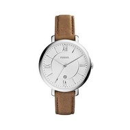 [Fossil] Fossil Women's ES3708 Jacqueline Three Hand Leather Watch - Brown [From USA] - intl