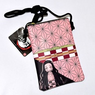 鬼滅之刃 禰豆子 手機側背包, 手機包, 證件包 BANDAI 日本正版