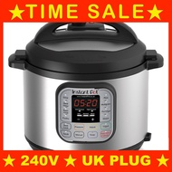 Instant Pot Duo V2 7-in-1 Electric Pressure Cooker 6 Litre★240V SG Plug★LOCAL STOCK