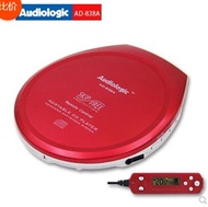 New American Audiologic Portable CD Player Walkman CD Player Support English CD