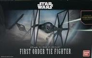 【模型屋】BANDAI 星際大戰 1/72 STAR WARS FIRST ORDER TIE FIGHTER鈦戰機