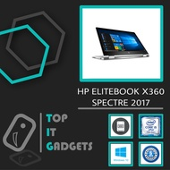 HP ELITEBOOK X360 1030 G2 ULTRABOOK TOUCHSCREEN / 13.3 INCH IPS FHD DISPLAY / 2-IN-1 CONVERTIBLE SPECTRE DESIGN FOR WORK AND PLAY / CORE I5-7TH GENERATION KABY LAKE / 8GB DDR4 RAM / 512GB SSD STORAGE / WINDOW 10 PRO 64-BIT / 6 MONTHS WARRANTY [ #LAPTOP ]