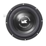 美國 MK SOUND 8吋 重低音單體 超重低音喇叭 喇叭單體 強化紙盆振膜 低沉渾厚 數量不多賣完為止