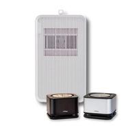 Roommi 2L 小區域高效率輕量除濕機+圓方YFLife AIRbox 超值優惠套組