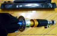 美國進口 Lucasfilm 原廠授權 MR star wars 星際大戰光劍柄直立劍傘(無光源)