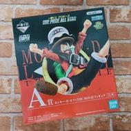 日版 金證 海賊王 一番賞 A賞+最後賞 ONE PIECE ALL STAR 劇場版STAMPEDE 20周年 公仔