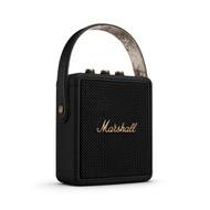 Marshall Stockwell II 攜帶式藍牙喇叭-古銅黑色