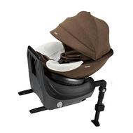 【贈Pro高效消毒烘乾鍋】日本 Combi  Culmove Smart 安全汽車座椅-ISOFIX-爵色棕 (0歲起~4歲) _好窩生活節