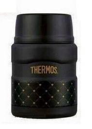 新品 Thermos 膳魔師 SK3000 悶燒罐 副食品悶燒杯 煮粥杯(優雅黑)【紫貝殼】
