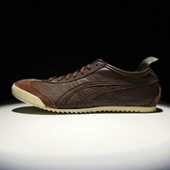 Ready Stock asics_shoes onitsuka_tiger MEXICO 66 Deluxe BROWN