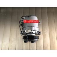 IMPREZA 99-02 整理新品 冷氣壓縮機 另有FORESTER LEGACY OUTBACK 發電機 啟動馬達