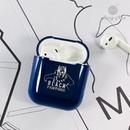 漫威MARVEL復仇者聯盟CAMINO AirPods硬式保護套 黑豹Black Panther   iphone耳機殼 正版3C