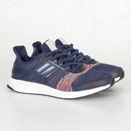 Adidas Ultra Boost ST Ltd  Navy 海軍藍 彩紅 編織