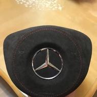 全新 賓士 AMG 方向盤 真皮、麂皮氣囊蓋 W205 W212 W213