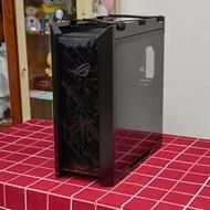 【精品優選】華碩玩家國度ROG Strix Helios太陽神GX601高達聯名款電腦機箱 露天拍賣