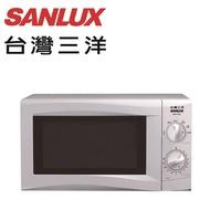 【台灣三洋 SANLUX】17L微波爐(EM-17HA)