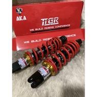 TTGR  SHOCK REAR NOUVO/AEROXS 270MM SET