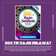 200 Tip Rajin Selawat| Buku Motivasi Diri | Buku Islamik Motivasi | Buku Ilmiah Agama | Buku Agama | Buku Islamik |
