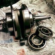 曲軸異聲、區軸雜音 曲軸維修強化 勁戰、GTR、BWS、G5、雷霆、RSZ、RS、CUXI、300條、改裝曲軸