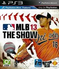 【二手遊戲】PS3 美國職棒大聯盟2013 MLB THE SHOW 13 英文版【台中恐龍電玩】