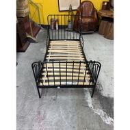 非凡二手家具 【全館自取價】IKEA3尺鐵床架*單人床*床底*床組*床箱*二手床架*2手寢具