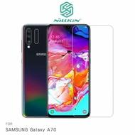 NILLKIN SAMSUNG Galaxy A70 Amazing H+PRO 鋼化玻璃貼 螢幕保護貼 非滿版【愛瘋潮】