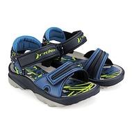巴西品牌-幼童 TWIST VI 運動涼鞋 藍
