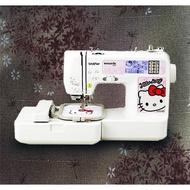 全新brother Helly kitty 電腦刺繡縫紉機 NV-980k特惠中