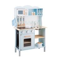 聲光小主廚木製廚房玩具 11065