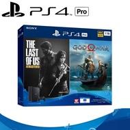 [現貨] PS4 Pro主機1TB 戰神、最後生還者 同捆組【PlayStation旗艦館】