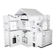 韓國ANBOX - 趣玩紙屋 - 廚房我做煮