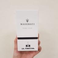 """◆NANA◆瑪莎拉蒂 Maserati 海神榮光 白海神 """"香水空瓶本人"""" (空瓶+外盒包裝)"""