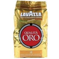 義大利LAVAZZA歐羅金牌咖啡豆