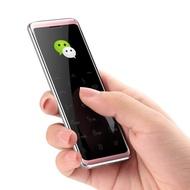 Eonet S8 Ultra Tipis 1.54 Inch HP Murah Handphone Murah Layar Sentuh Mini Ponsel Telepon Kartu Kamera Dukungan Senter Bluetooth MP3 Kartu Memori Telepon Saku Ponsel GSM Band Ganda