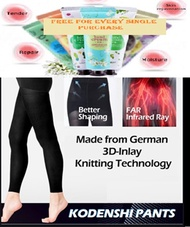 FREE GIFT GIVEN✨ AUTHENTIC AULORA KODENSHI SLIMMING PANTS✨ WOMEN/MEN/UNISEX PANTS✨ JAPAN TECH 👏